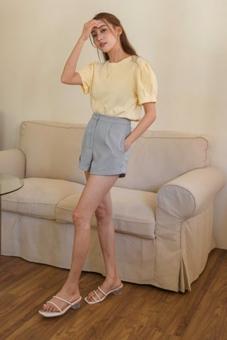 Chelsa Shorts in Blue