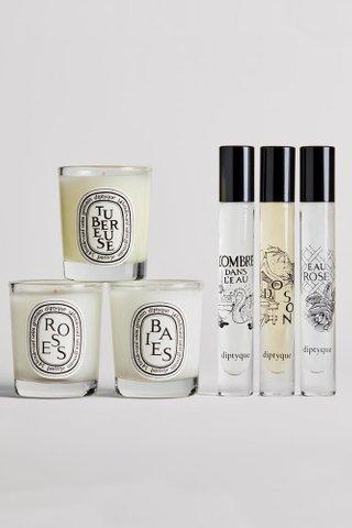 Diptyque - Floral Candle & Eau de Toilette Gift Set