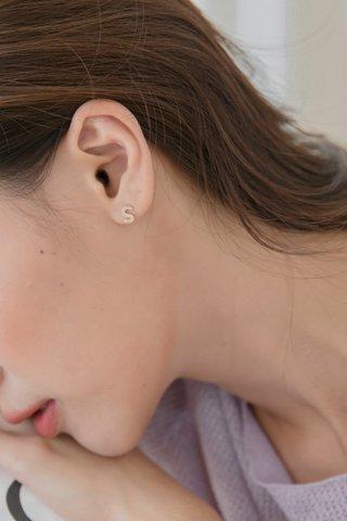 The Letter Earrings